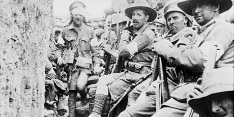 What was the Gallipoli Landing Like for Those Who Were There? tickets