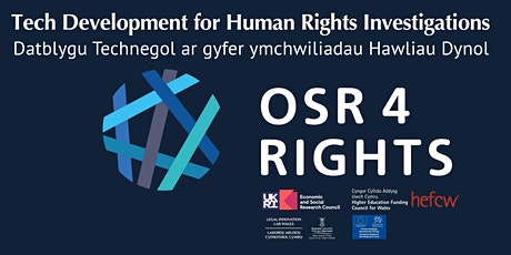 Tech Development for Human Rights Investigations tickets