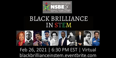Black Brilliance in STEM - A Celebration of History tickets
