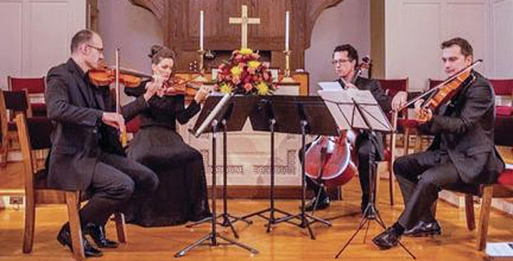 "LIYA STRING QUARTET: ""Seven Last Words of Christ"" by Franz Joseph Haydn image"