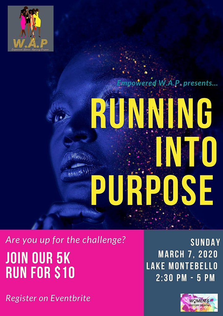 Running Into Purpose image