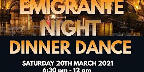 Italian Emigrante Dinner Dance tickets
