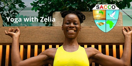 Children  & Families - Yoga Zone with Zelia - tickets