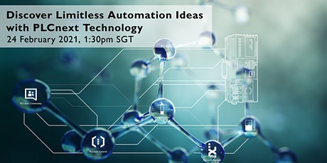 Discover Limitless Automation Ideas with PLCnext Technology Seminar tickets