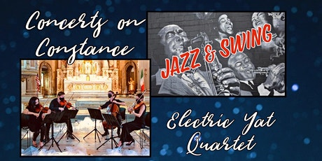 Concerts on Constance: JAZZ! tickets