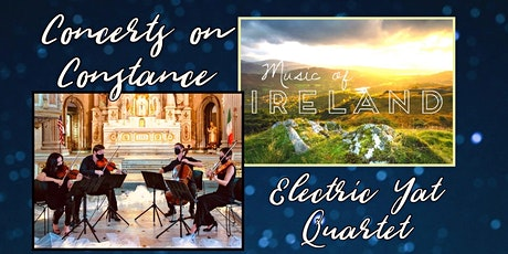 Concerts on Constance: IRELAND! tickets