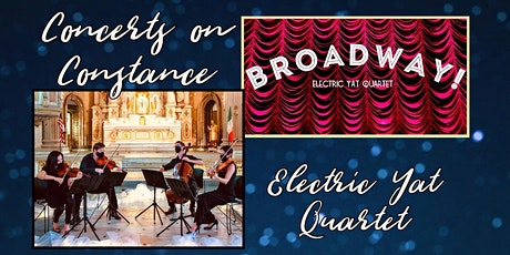 Concerts on Constance: BROADWAY! tickets