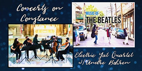 Concerts on Constance: BEATLES!  w/ Andre Bohren! tickets