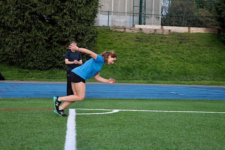 Essex Athletics Network Online Workshop; Physical Preparation (Session2) image