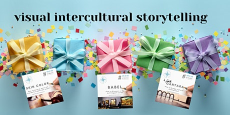 #vis-à-vis Visual Intercultural Storytelling in March tickets