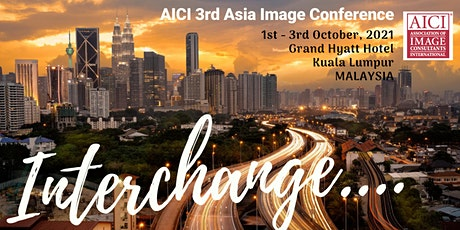 AICI 3RD ASIA CONFERENCE 2021 tickets
