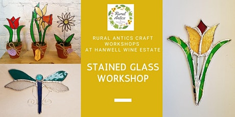 Stained Glass Workshop tickets