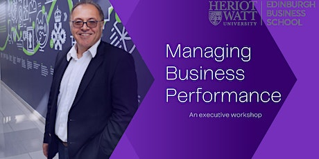 Managing Business Performance March 2021 tickets