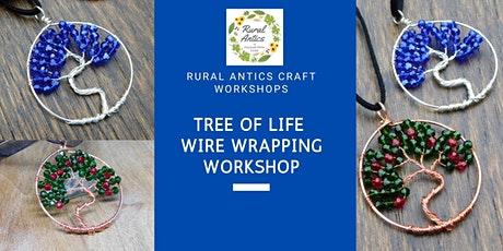 Tree of Life - Wire Wrapping Workshop tickets
