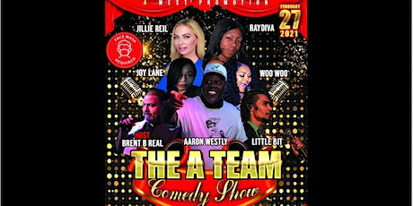 The A Team Comedy Show tickets