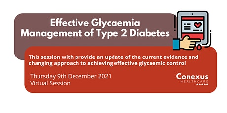 Effective Glycaemia Management of Type 2 Diabetes tickets