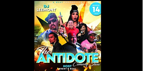 Antidote Comedy Show tickets