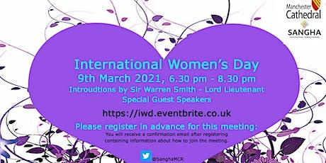 International Womens Day (IWD) tickets
