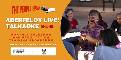 Aberfeldy Live! Talkaoke tickets