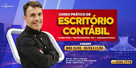 CURSO PRÁTICO DE ESCRITÓRIO CONTABIL ingressos