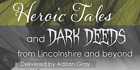 TALK From Lincolnshire to Worksop, Witches and a Place in American History tickets