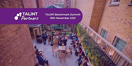 TALiNT Benchmark Summit tickets