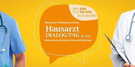 Hausarzt DIALOG-TAG 2021 Tickets