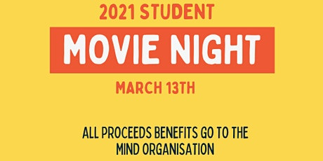 Student Movie Night tickets