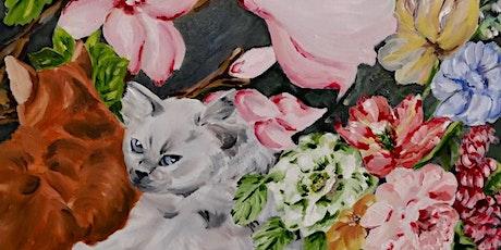 Flora & Fauna Exhibition featuring Jersey City Art Teachers tickets