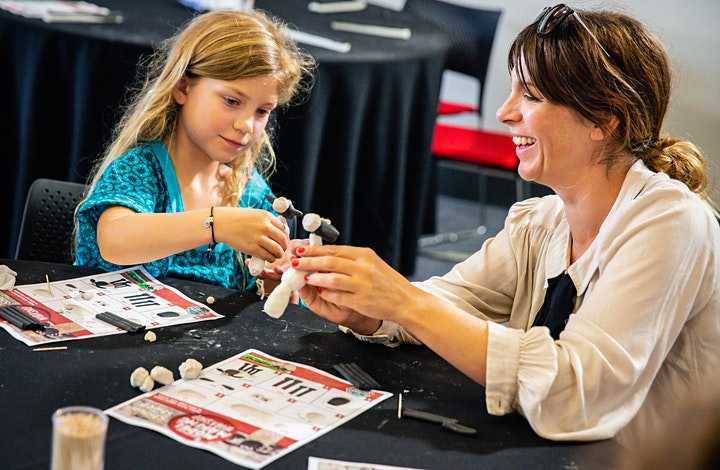 Model Making Workshop with Aardman Animations: Shaun the Sheep image