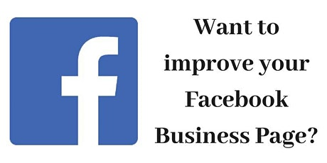 Facebook Business Page online workshop tickets