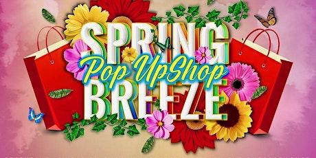 Spring Pop up Shop tickets