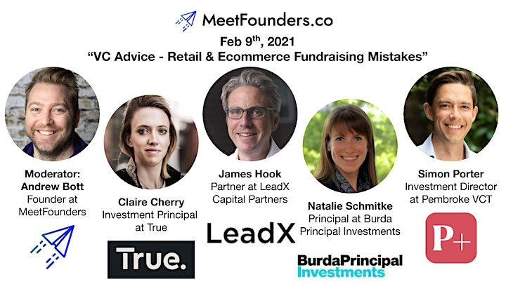 "MeetFounders + Situ Live ""Future of Retail & E-Commerce"" VC Conference image"