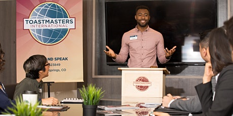 Around The World (with Toastmasters) tickets