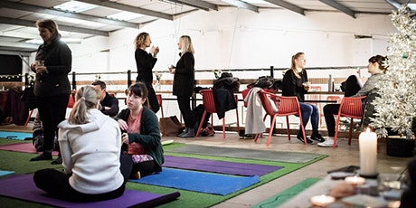 Yoga, Meditation and Brunch - Your post lockdown treat! tickets