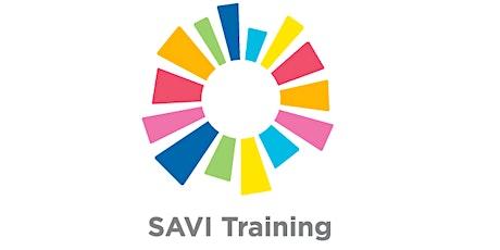 SAVI Data Literacy - Avoid Data Pitfalls (Virtual Training) biglietti
