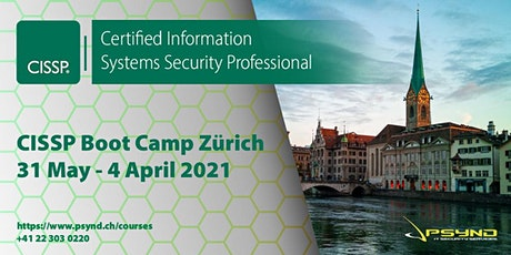 CISSP Preparation Boot Camp Zürich tickets