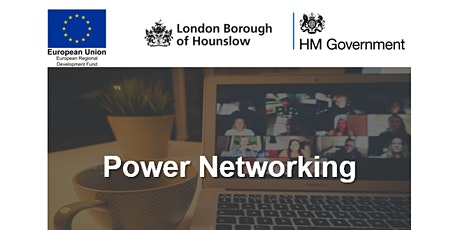 Power Networking Hounslow -  Thrive in a crisis tickets