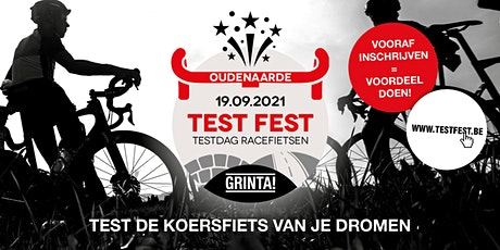 Grinta! TEST FEST Oudenaarde 19 september tickets