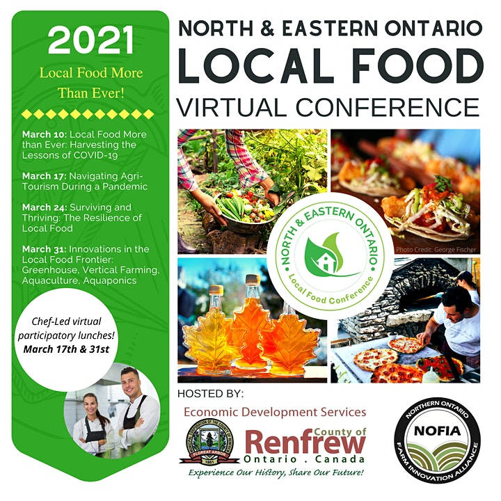 North & Eastern Ontario Local Food Conference image