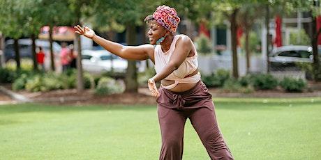 GDPI Wellness: Afro-Rhythms Dance Class tickets
