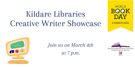 World Book Day Writers Showcase with Kildare Town Library tickets
