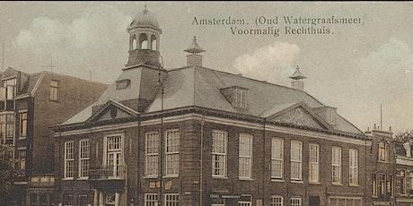 Stadswandeling Amsterdam-Oost. De annexatie van de Watergraafsmeer tickets