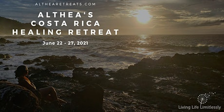 Althea's 2021 Costa Rica Healing Retreat tickets