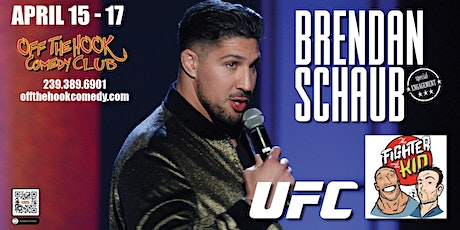 Comedian Brendan Schaub live  in Naples, Florida tickets