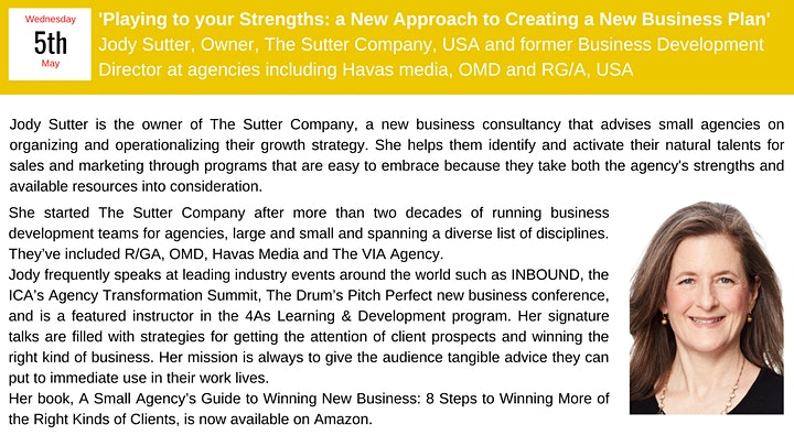 Leadership Seminars: Business Growth - for Agency CEO's image