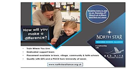 North Star  Teaching School Alliance - Open Evening tickets