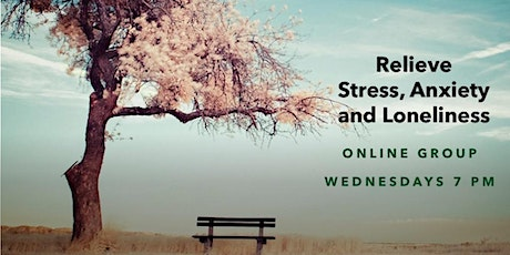 Stress and Anxiety Online Group tickets