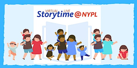 Online Family Storytime tickets