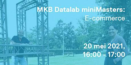 MKB Datalab miniMaster: E-Commerce tickets